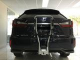 Lexus Bike Carrier - Thule HangOn Bike Carrier