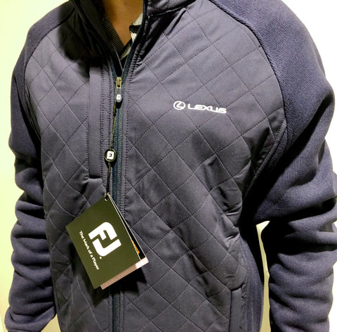 FOOTJOY Lexus Jacket Unisex - Navy Blue
