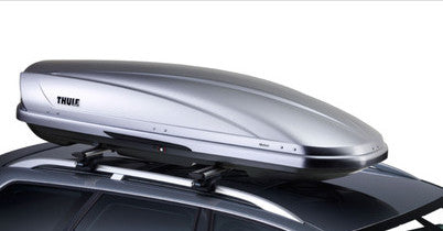 Thule Motion Cargo Box 800 - silver or black glossy