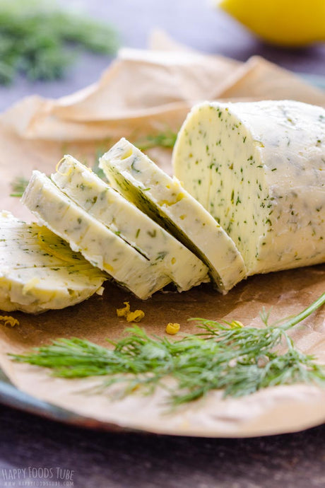 Keep Dilly Dill Butter in your refrigerator as it is like money in the bank.