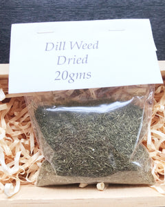 ~ Dill Weed Dried 20g