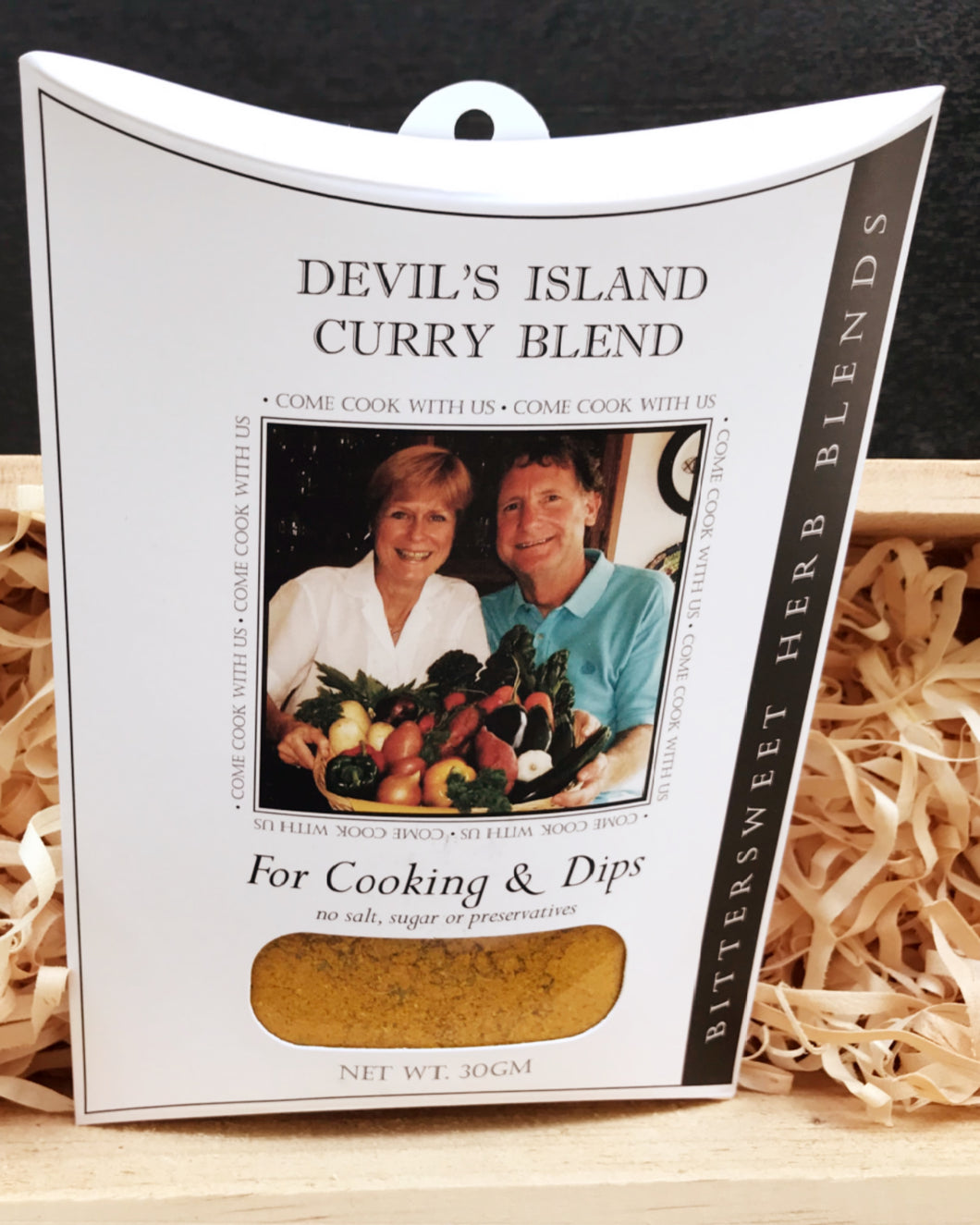 Devil's Island Curry Blend