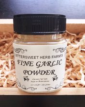 Load image into Gallery viewer, Fine Garlic Powder 110g
