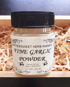 Fine Garlic Powder 110g