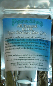 New Zealand Sea Salt Natural Organic Fine