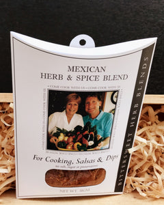 Mexican Herb and Spice Blend