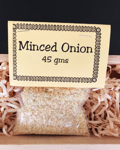 Minced Onion (45g)