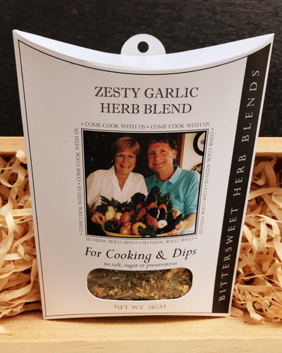 Zesty Garlic Herb Blend