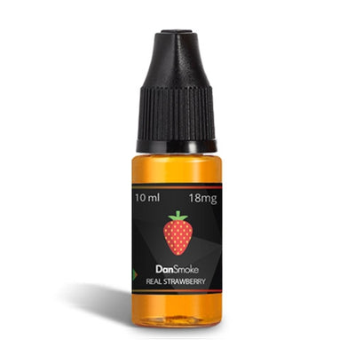 Real Strawberry e-liquid (10 ml)