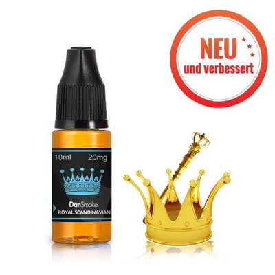 Royal Scandinavian+ e-liquid (10 ml)
