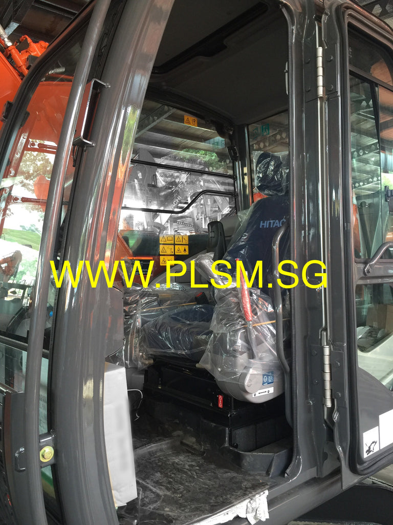 2015 Brand New Hitachi ZX135US For Rental Leasing in Singapore Construction Equipment