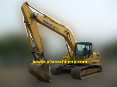 R04.  KOMATSU PC200-8 EXCAVATOR RENTAL SERVICES WITH BUCKET, LOAD INDICATOR (ARMCRANE), HYDRAULIC PIPING, GRAPPLE, TOKU HYDRAULIC BREAKER IN SINGAPORE