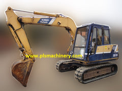 R02.  6 Tons Hydraulic Excavators Kobelco SK03N2 For Rental with Hydraulic Piping and Load Indicator (ArmCrane) In Singapore