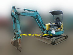 MINI EXCAVATOR FOR SALE SINGAPORE  www.excavator.com.sg