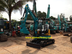 Kubota U30-5 Mini Excavator For Sale Singapore www.plsmachinery.com