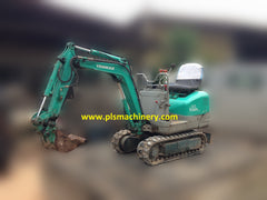 S01.  EXCAVATORS FOR SALE YANMAR B05 SCOPPY 1 TON SUPER MICRO MINI EXCAVATOR IN SINGAPORE