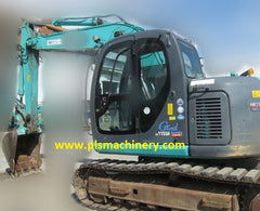 S03.  KOBELCO HYDRAULIC EXCAVATOR SK115SR-1ES YV04-03000UP FROM JAPAN FOR SALE IN SINGAPORE