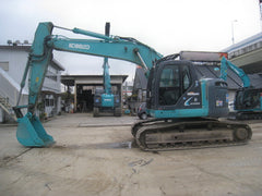 R04.  KOBELCO SK225SR-2 YB05-03200up FOR RENTAL WITH HYDRAULIC PIPING AND LOAD INDICATOR IN SINGAPORE