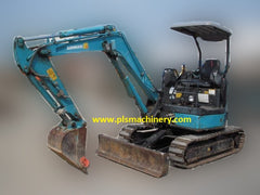 S01.  AIRMAN AX30U-4 - 1M7A014700UP 2008YR MINI EXCAVATOR FOR SALE IN SINGAPORE