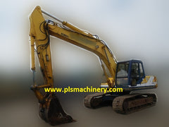 excavator for rent singapore - www.plsmachinery.com