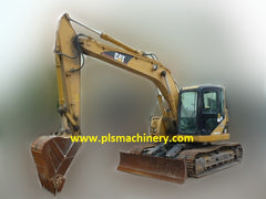 R03.  CAT 313CCR EXCAVATOR RENTAL SINGAPORE WITH HYDRAULIC PIPING, TOKU HYDRUALIC BREAKER, LOAD INDICATOR & LM CERTIFICATE