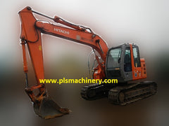 Excavator Rental Services Singapore - www.plsmachinery.com