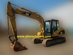 Excavator Rental Singapore CAT 312C - www.plsmachinery.com