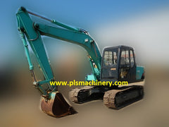R03.  SK100 - 3  KOBELCO EXCAVATOR FOR RENT IN SINGAPORE WITH LOAD INDICATOR & LM CERTIFICATE & BREAKER PIPING