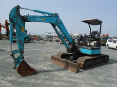 S01.  AIRMAN AX40U-4 - 1M9A010644  2006YR  MINI HYDRAULIC EXCAVATOR FOR SALE