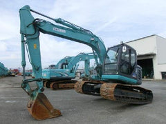 S03.  KOBELCO EXCAVATOR FOR SALE SK135SR-1ES YY04-09100UP 2007YR WITH HYDRAULIC PIPING AND LOAD INDICATOR & LM CERTIFICATE IN SINGAPORE