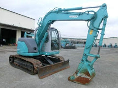 R02.  6 Tons Hydraulic Excavator Kobelco SK60SR-1ES YT01-01345 for Rental with Hydraulic Piping and Load Indicator(ArmCrane) In Singapore