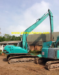 S04.  KOBELCO 20TONS EXCAVATOR FOR SALE SK200-V SUPER LONG ARM 1997YEAR IN SINGAPORE