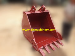A02.  NEW BUCKET FOR SK200SR / SK200-6 / SK200-8 / SK225SR-2 /SK235SR-2 / PC200 / ZX200 / ZX225 / 320C / 320D