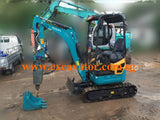1.7 Ton Super Micro Mini Hydraulic Excavator Kubota U17-3 Brand New For Sale Singapore