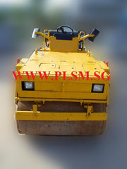 4.0 TONS SAKAI SW502S-1 TANDEM ROAD ROLLER FOR RENTAL IN SINGAPORE
