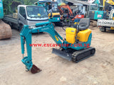 1ton Excavator for rental sales Kubota U008 U10 singapore pls machinery