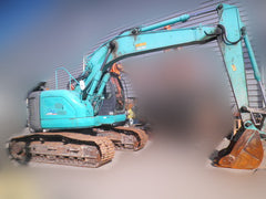 R04.  KOBELCO EXCAVATOR FOR RENTAL SK200SR-1ES WITH LOAD INDICATOR (ARMCRANE), HYDRAULIC PIPING, IN SINGAPORE