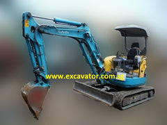 Kubota U30-3S Mini Excavator For Sale For Rental Services