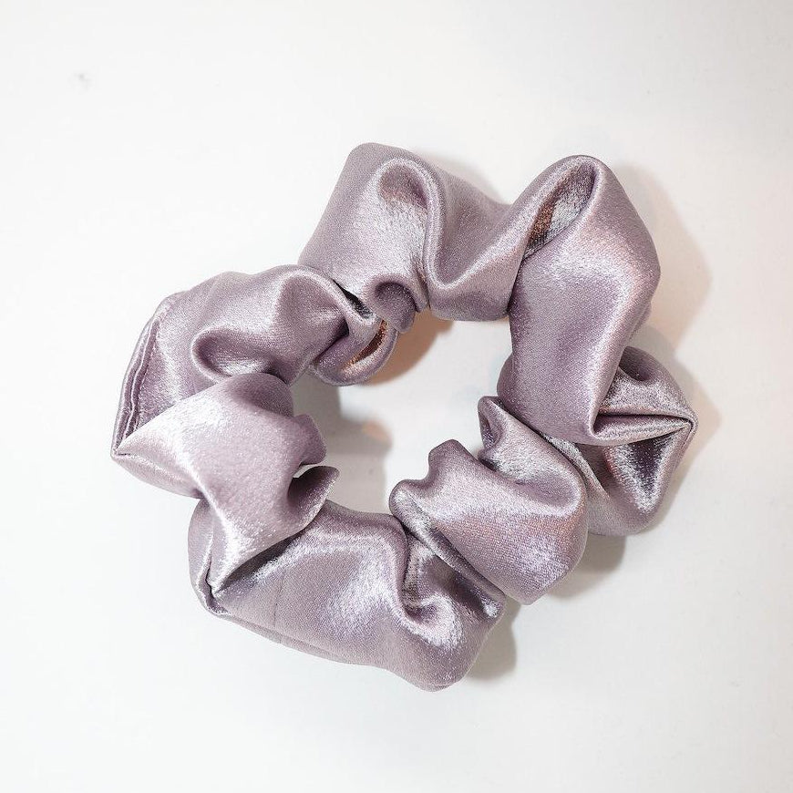 Large Lilac Scrunchie