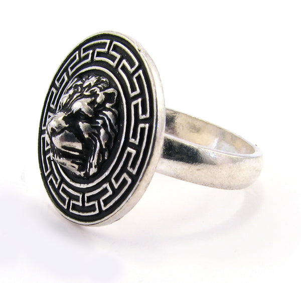 Anatolia Lion Ring
