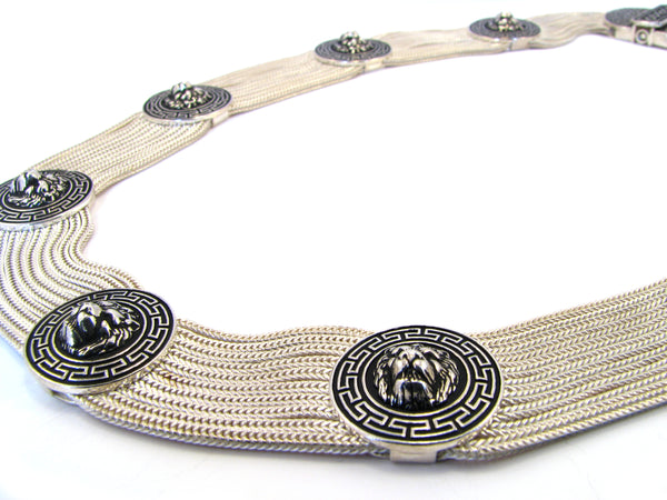 Anatolia Lion Necklace