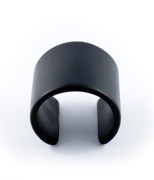 Sirocco Black Resin Cuff