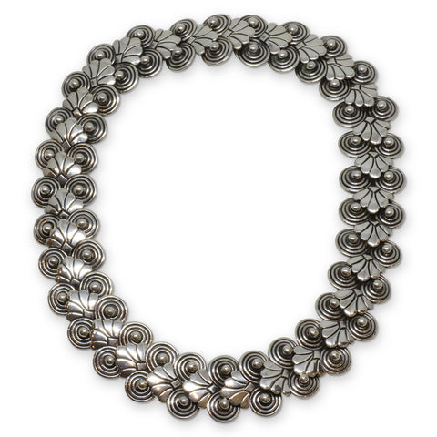 Silver Necklace - Hector Aguilar, Mexico