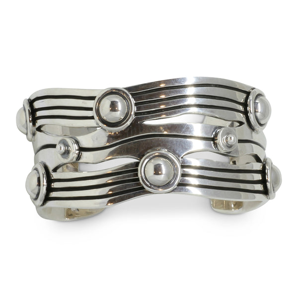 Sterling Silver Bangle - William Spratling
