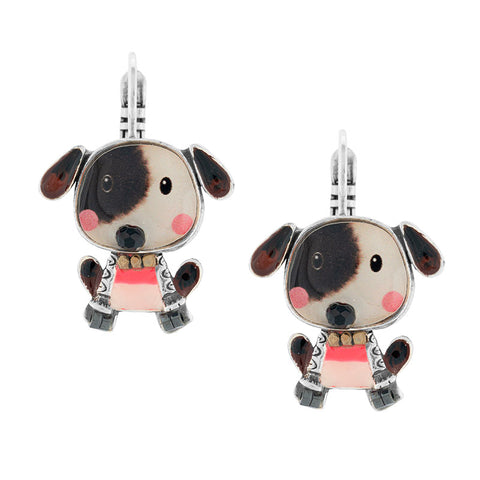 Puppy Earrings - Taratata