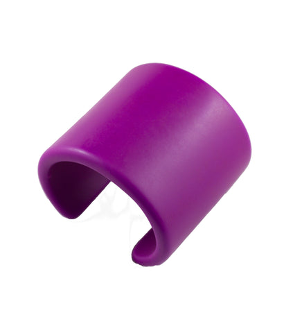 Sirocco Purple Resin Cuff