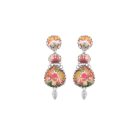 Ayala Bar Coral Cave Earrings R1379 - 2020