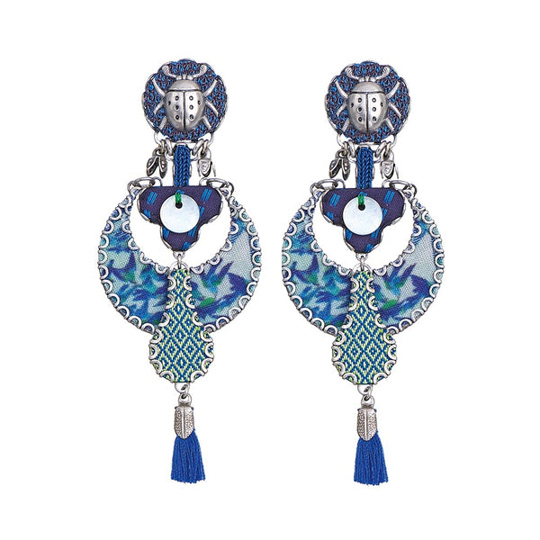 Ayala Bar Earrings W1038 - Summer 2019