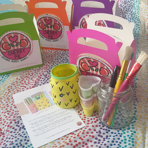 'Create at home'  Pen Pals