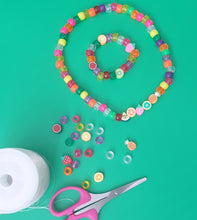 Load image into Gallery viewer, 'Create at Home' Two-tti Fruiti Jewellery Kit